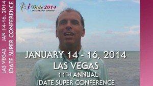 iDate 2014: Las Vegas
