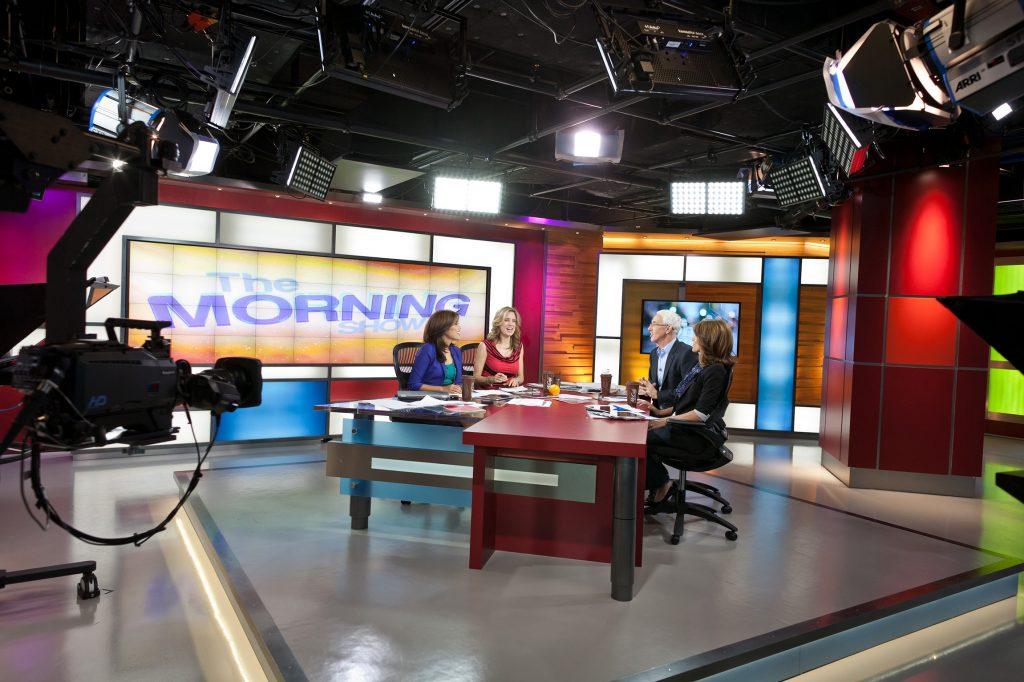 global tv news
