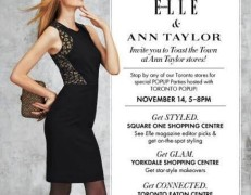 Ann Taylor: Toast of the Town