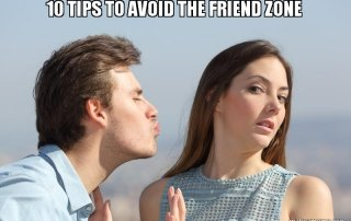 avoid the friend zone