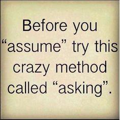 making-assumptions