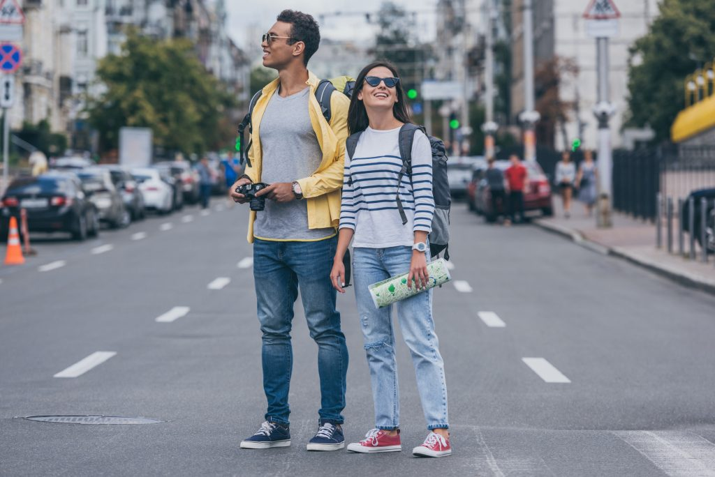 Perfect Fall Date Ideas - Explore A New City