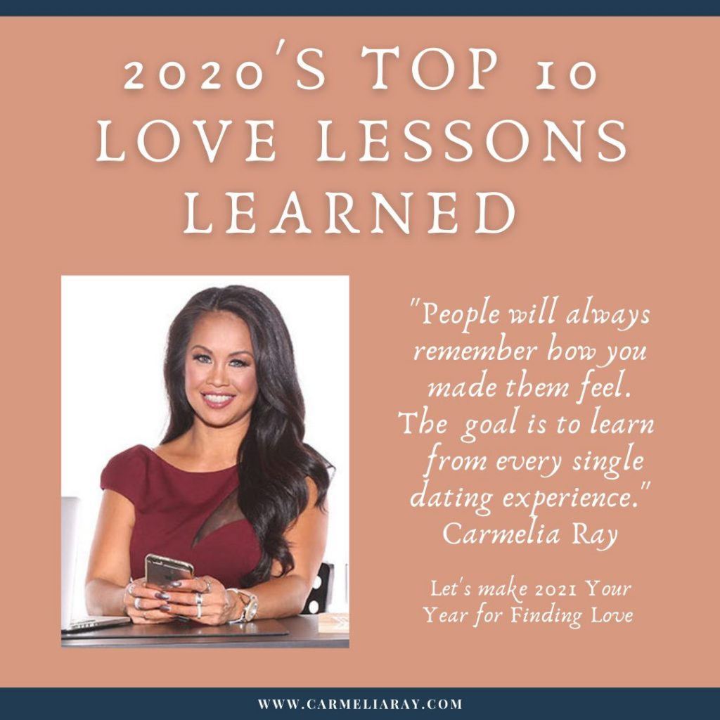 2020's Top 10 Love Lessons Learned From Successful Entrepreneurs
