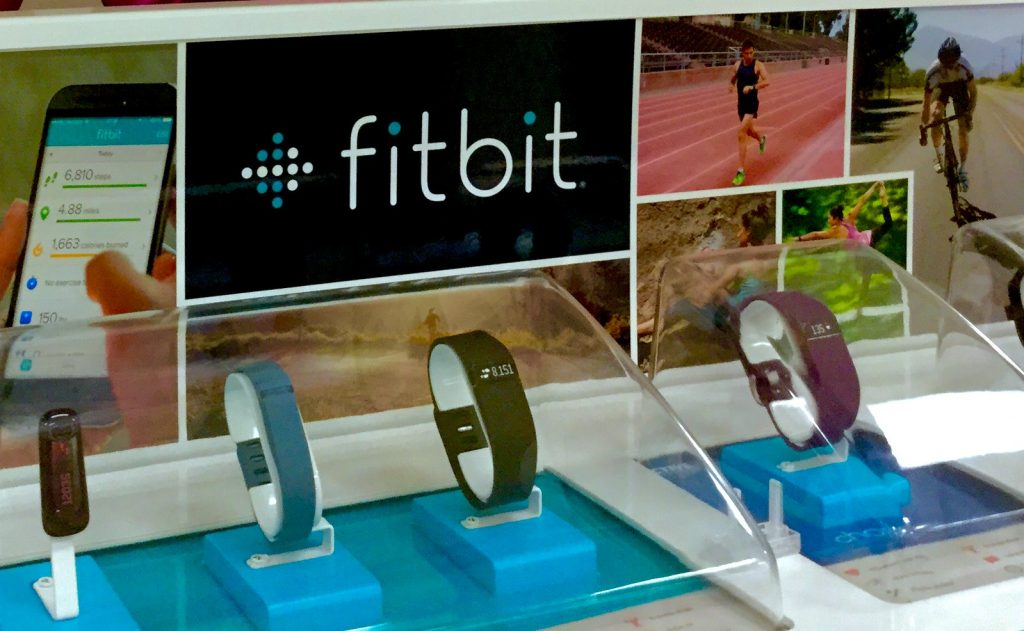 8 Perfect Gifts For Fitness Lovers - Fitbit Watch