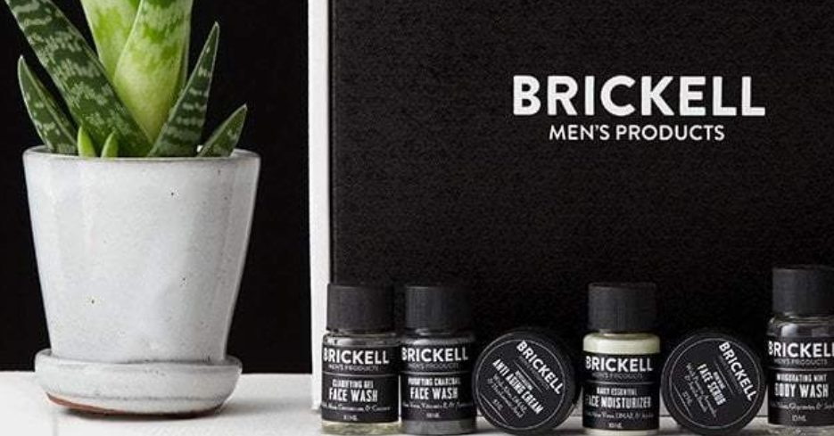 Holiday Gift Ideas for Him 2020 - Brickell Skincare