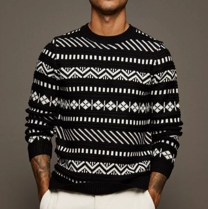 Top 10 Men's Fashion Trends for Winter 2021 - Bold Knitwear