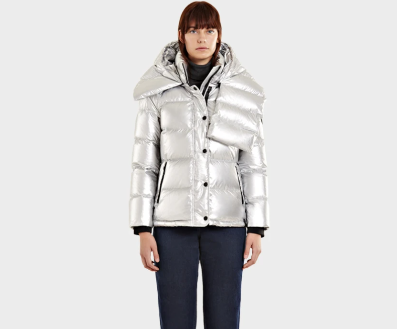 6 Winter Fashion Trends for Women to Try for Winter 2021 - Puffer Jacket