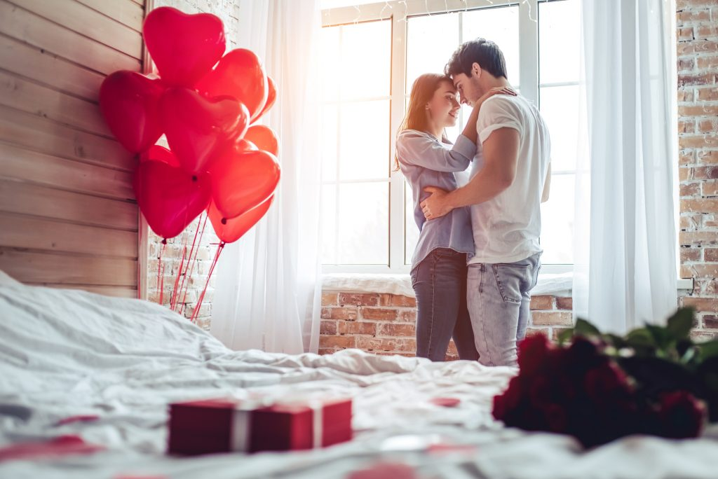 Valentine's Day 2021 At-Home Looks