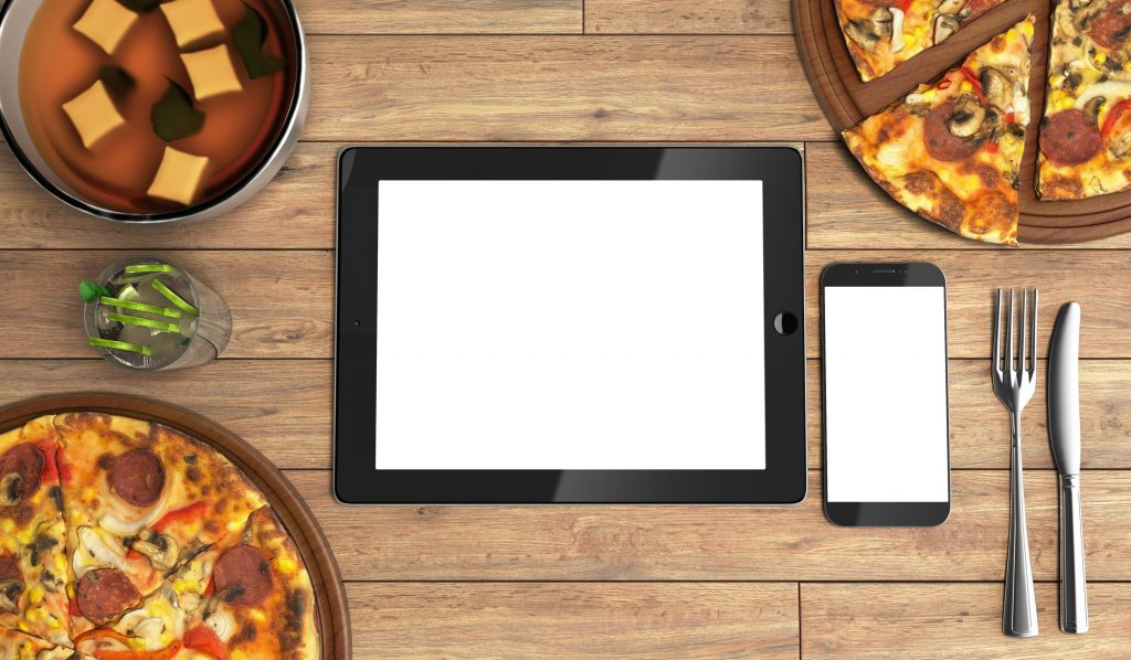 10 Virtual Date Night at Home Ideas - Surprise Food Swaps